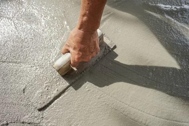 Betonové mazaniny a potěry podlah