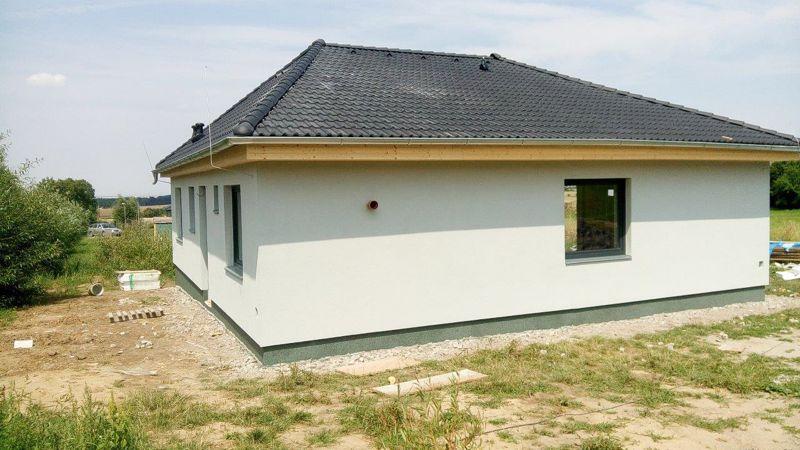 Rodinný dům - stavba, rekonstrukce Kladno