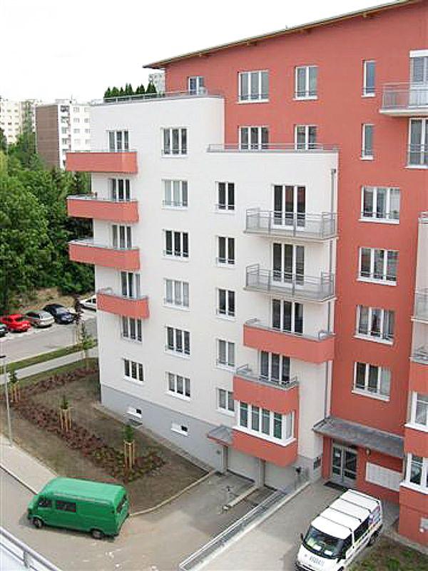 Praha Hostivař - objekt A+C