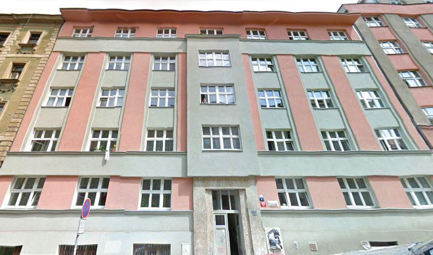 Dům s pečovatelskou službou, Krásova, Praha 3