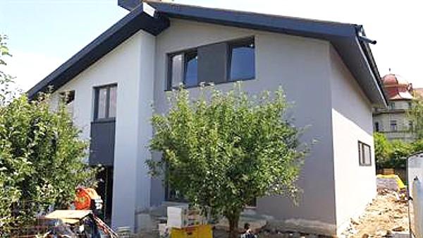 Rodinný dům Kladno - stavba, rekonstrukce