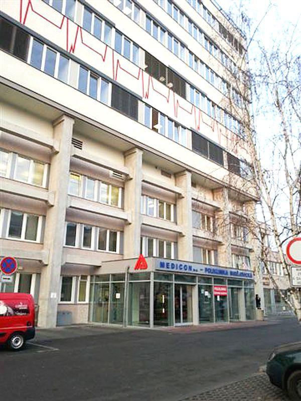 Poliklinika Budějovická, Praha